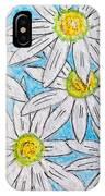 Daisies Daisies IPhone Case