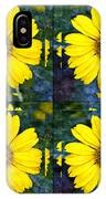 Daisy 8 IPhone Case