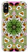Daisy Daisy Do Kaleidoscope IPhone Case