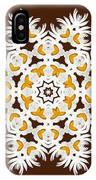 Daisy Mandala  12t IPhone Case