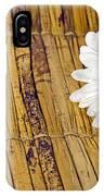 Daisy On Bamboo IPhone Case