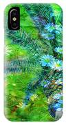 Daisy Palms IPhone Case