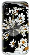 Daisy Sphere IPhone Case