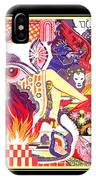 Daksha Yagna IPhone Case