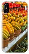 Dallas Farmers Market 2 IPhone Case
