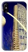 Dallas Museum Tower IPhone Case