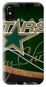 Dallas Stars Christmas IPhone Case