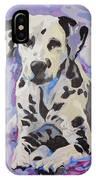 Dalmatian Puppy IPhone Case