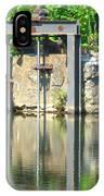 Dam Gate IPhone Case