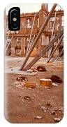 Damaged Building IPhone Case