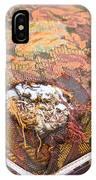 Damaged Upholstery IPhone Case