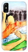 Delhi Gang Rape A Tragedy IPhone X Case