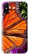Danaus Plexippus IPhone Case