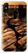 Dance Dance Dude IPhone X Case