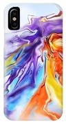 Dance Of Colors IPhone Case