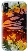 Dance Of Colours  IPhone Case
