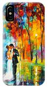 Dance Of Love IPhone Case