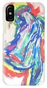 Dance Of The Rainbow IPhone Case