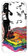 Dance Till The End Of Time IPhone Case