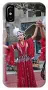 Dancers In Red IPhone X Case