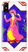 Dancing Dancer Pastel IPhone Case