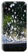 Dancing Droplets IPhone Case