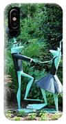 Dancing Frogs IPhone Case