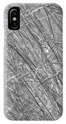 Dancing In The Wind IPhone Case