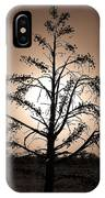 Dancing On A Moonlight IPhone Case