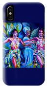 Dancing Panama IPhone Case