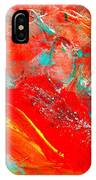 Dancing With Colors IPhone Case