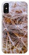Dandelion Closeup IPhone Case
