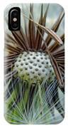 Dandelion Seed Puff IPhone Case