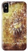 Dandelion Wild Life IPhone Case
