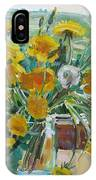 Dandelions Ordinary IPhone Case