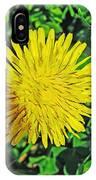 Dandy Lion IPhone Case