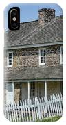 Danial Boone Homestead IPhone Case