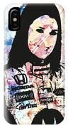 Danica 10 IPhone Case