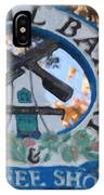 Danish Mill Bakery In Solvang California IPhone Case