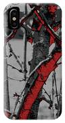Dark Branches IPhone Case