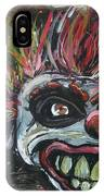 Dark Clown IPhone Case
