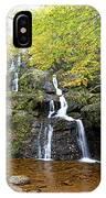Dark Hollow Falls IPhone Case