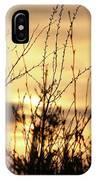 Dark Soon IPhone Case