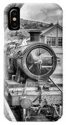 Dart Valley Railway IPhone Case