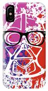Darth Vader Corrective Lenses IPhone Case