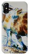 Dartmoor Pony IPhone Case