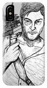 Daryl Dixon IPhone Case