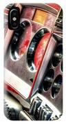 Dashboard 34639 IPhone Case