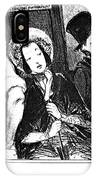 Daumier Omnibus, 1841 IPhone Case
