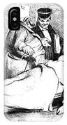 Daumier: Republican, 1834 IPhone Case